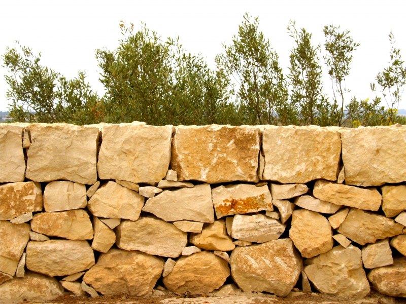 Realizzazione Muri a Secco in Sicilia